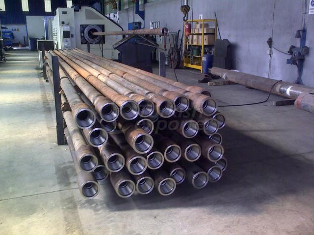 Recutted Drill Pipe Threads