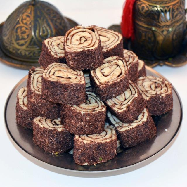 Chocolate Coconut Delight