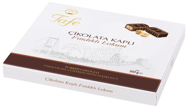 Turkish Delight Chocolate Covered Pistachio 813