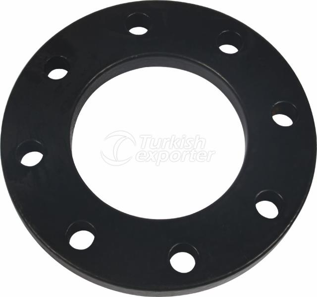 PP Covered Flanges