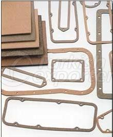Gasket of Natural Rubber