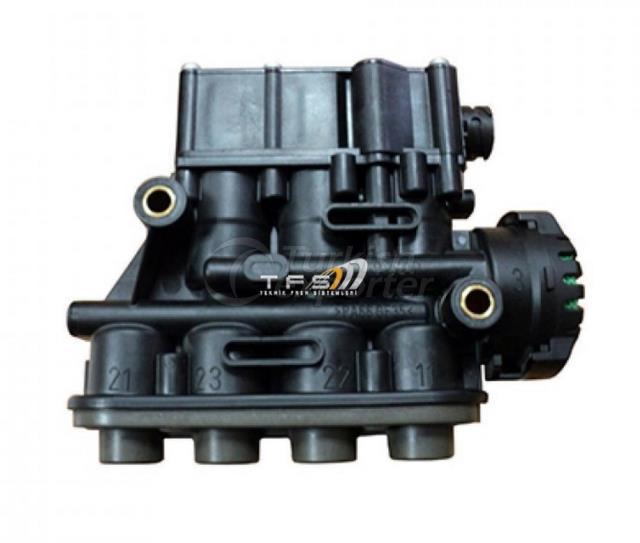 K 019820 ECAS Systems