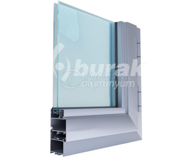 أنظمة الأبواب والنوافذ S-55