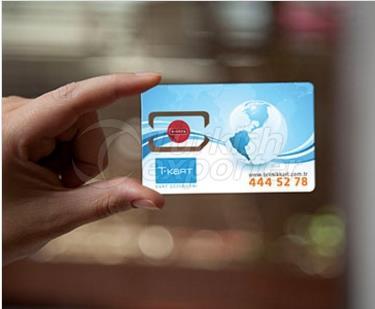 Assinatura eletrônica e cartões de segurança
