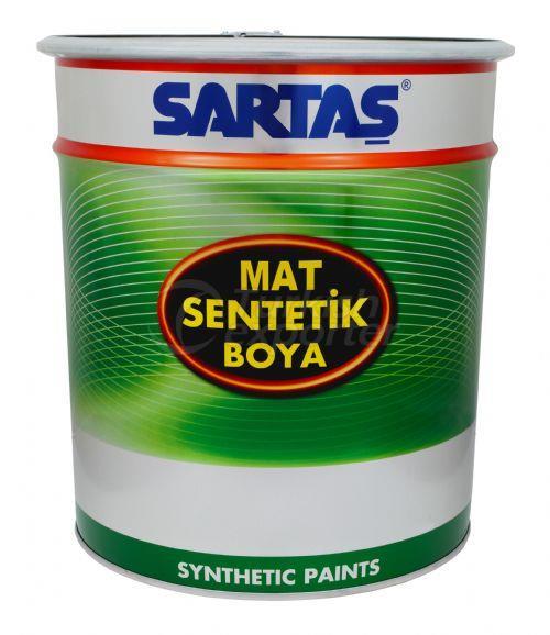 Synthetic Matt Paint