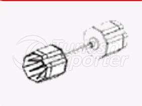 Monoblock Shutter Systems Motor Move Trans Part KMAKTP1
