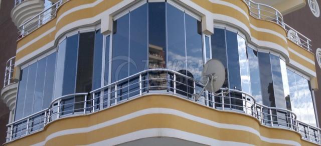 Balcony Folding Profiles