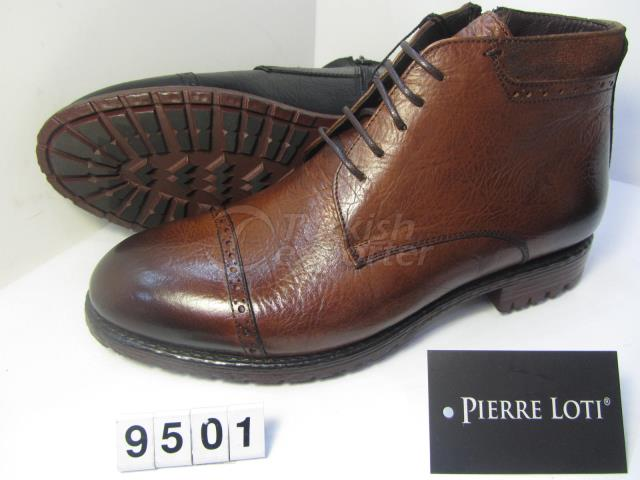 9501 Leather Shoes