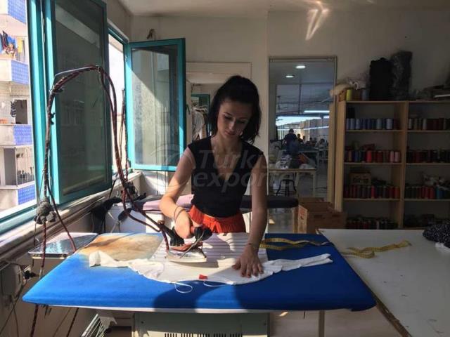 Produção Têxtil