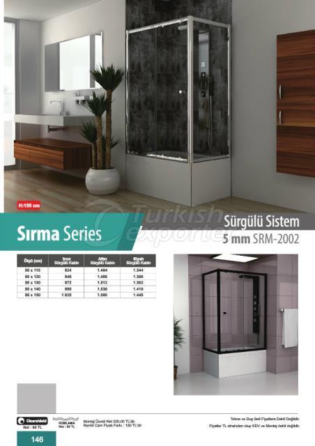 كابين استحمام فصلي Sirma