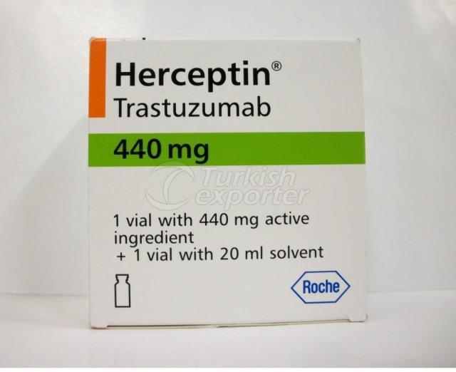HERCEPTIN 440 MG VIAL