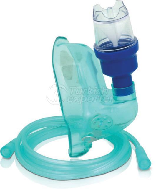 قناع اوكسجين بخزان