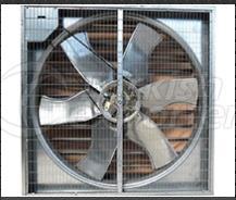 Cattle Cooling Ventilation
