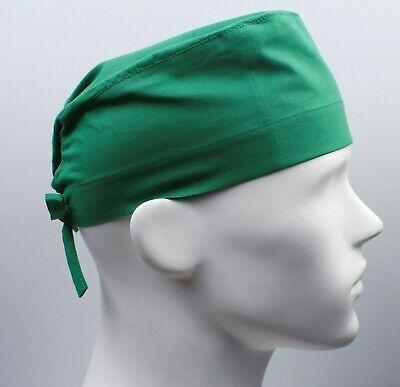 Wholesale green surgeon caps 100pcs