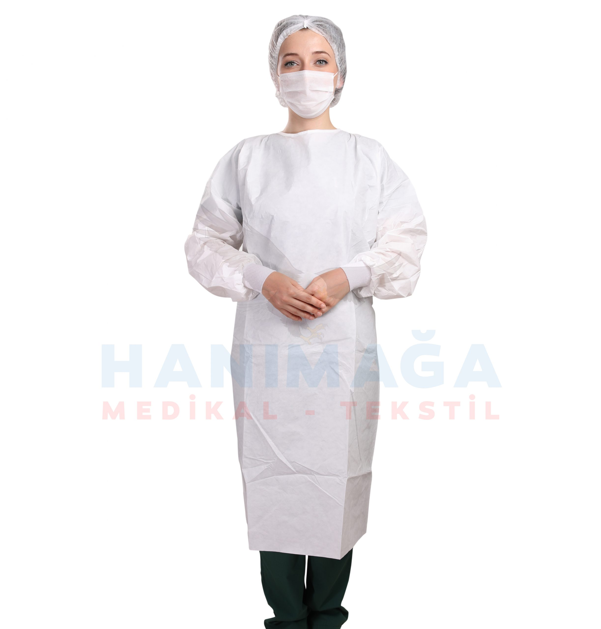 Disposable Isolation Surgical Apron