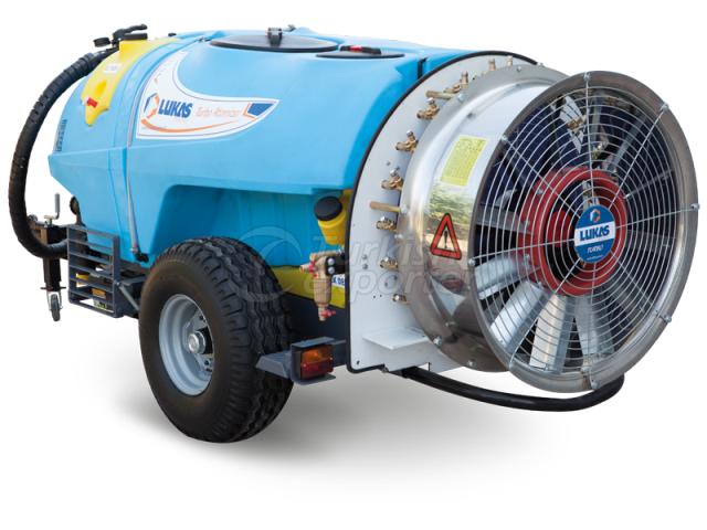 Máquina de pulverizadores LKS-AB-TRB1000