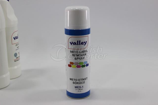 Label Remover Spray
