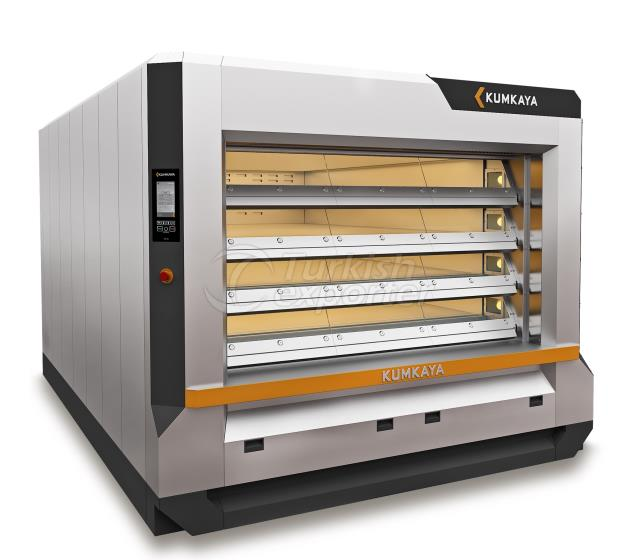 Stema Tube Ovens BR100 - 150 - 180