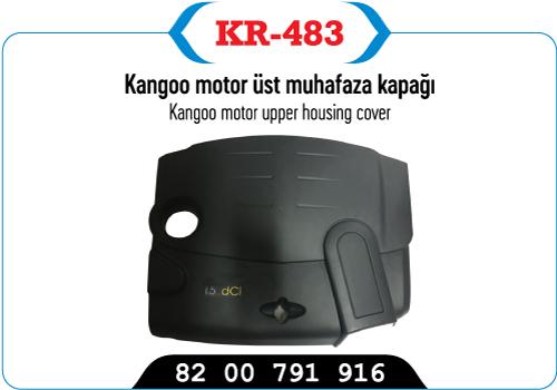 KANGOO MOTOR UST MUHAFAZA KAPAGI