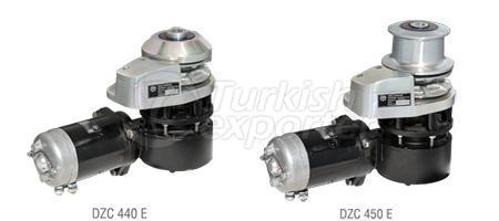 Dikey Zincir Irgatları 440E-450E
