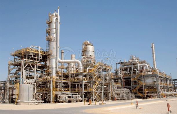 معدات معالجة النفط الخام
