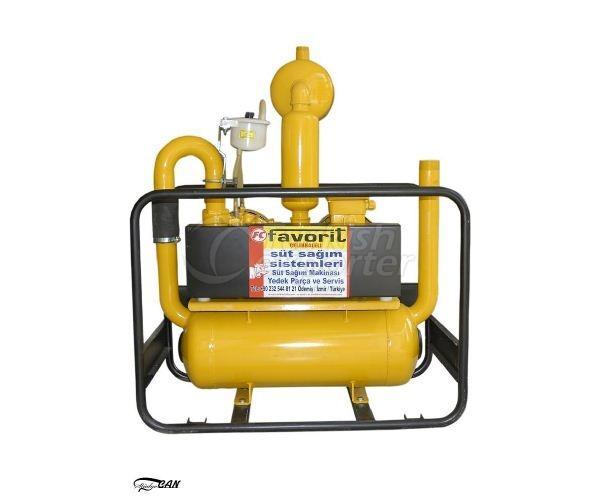 Vacuum Pump 1400