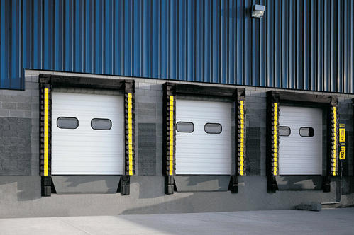 Sectional Doors - Shelters & Levelers