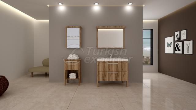 Mateo Bath Furniture