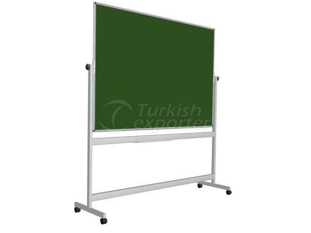 Mobile Stand Enamel Board