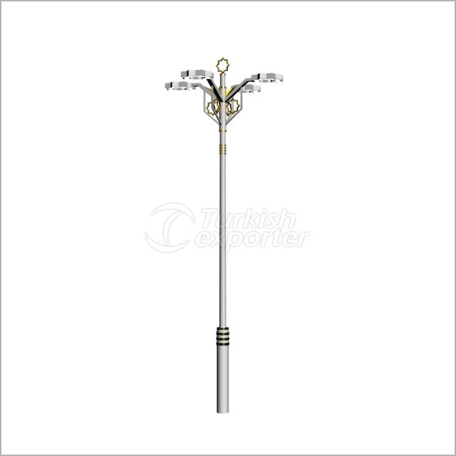 Park-Garden Lighting Pole DAY-4003