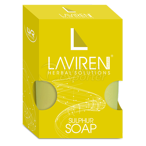 Sulphur Soap 100mg