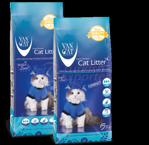 Cat Litter  -Compact