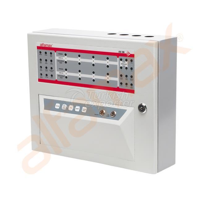 Convention Fire Alarm Control Panel