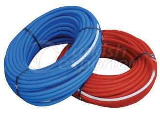 Wavin Oxygen Barriered PE-RT Pipes