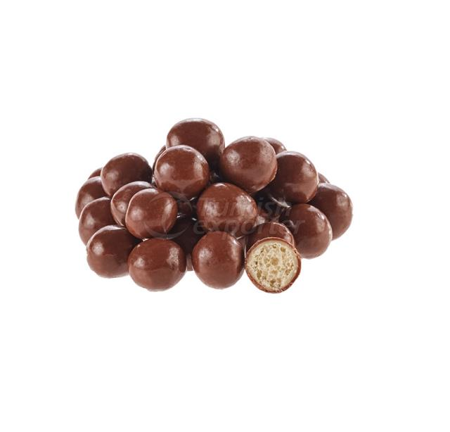 Chocolate Coated Crackles
