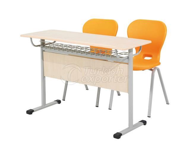 Desks OK-1001 TELLI PERDELIMONOBLOK
