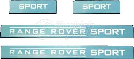 Land Rover RRS gateways
