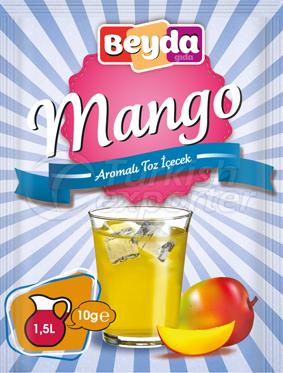 مانغو مسحوق الشراب