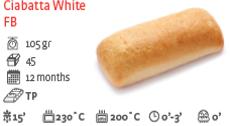 Ciabatta White
