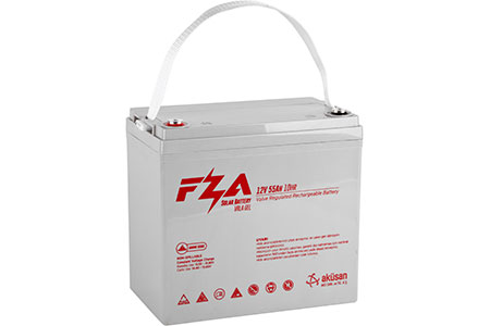 Custom Manufacturing Battery FZA 55-12