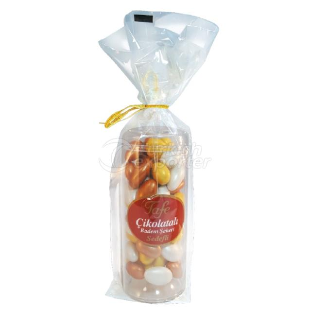 1240 code Chocolate Covered Almond Dragee 250g