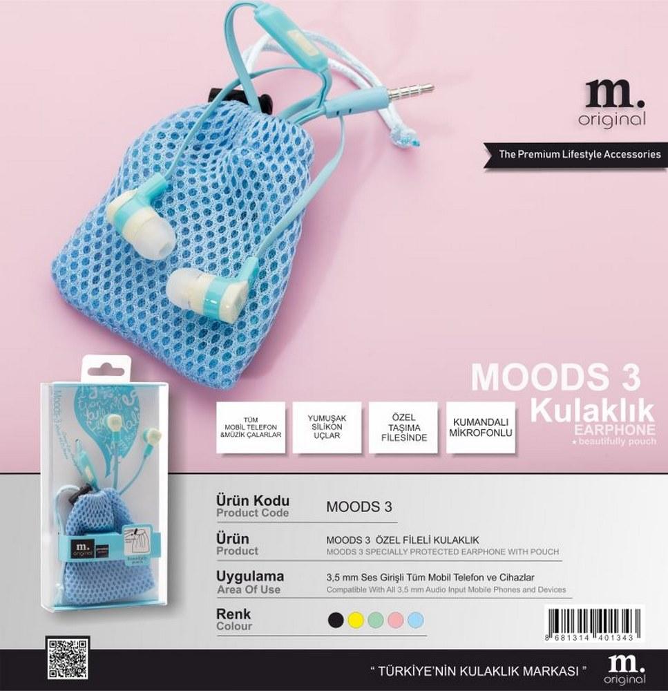 Moods 3 Headphones