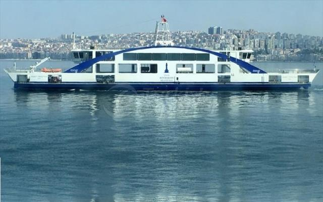 Double Ended Ferry