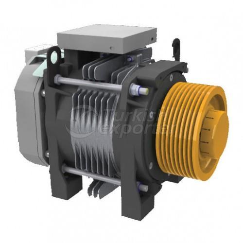 Elevator Machine Engine Alberto Sasi