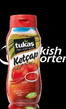 Ketchup 400 gr (hot)