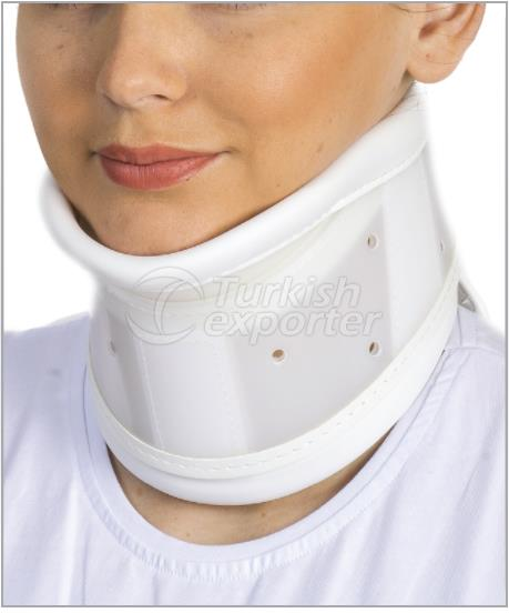 Plastic Cervical Collar with Chin