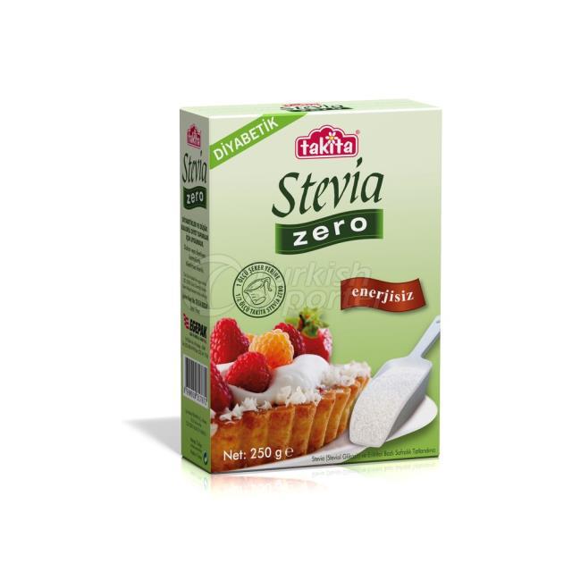 Stevia Zero Endulzante En Polvo