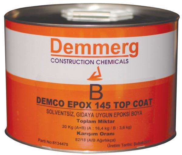 DEMCO EPOX 145 TOP COAT