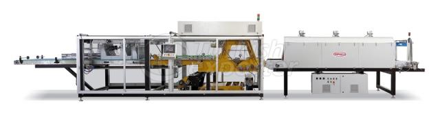 Wrapping Type Multipack Shrink Machine