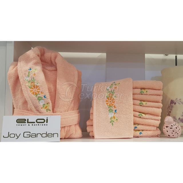 المنسوجات الحمام - حديقة الفرح